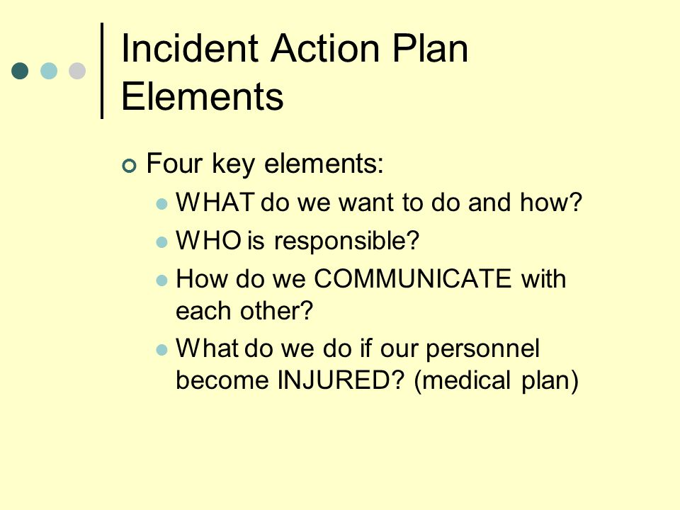 Incident Management For Healthcare  Ppt Download