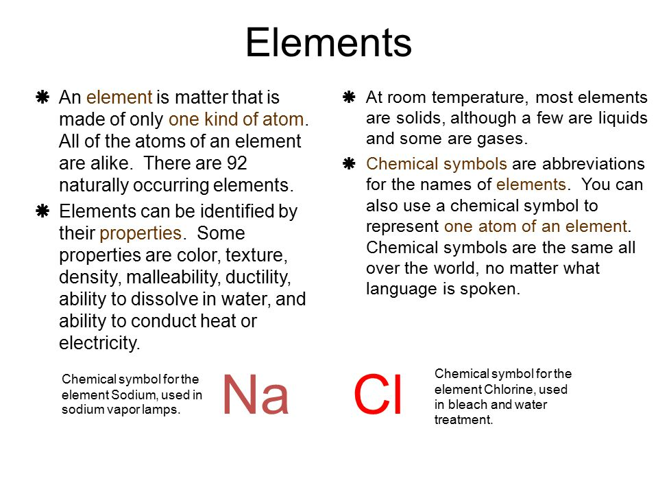 Atoms elements and the periodic table ppt download 6 elements urtaz Gallery