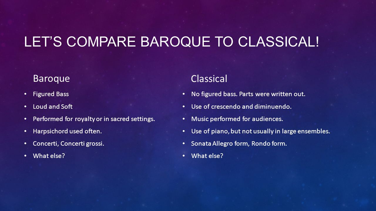 a history and comparison of jazz and classical music George gershwin wrote music which is both jazz and classical classical music outline of the history of classical music middle ages an early example.