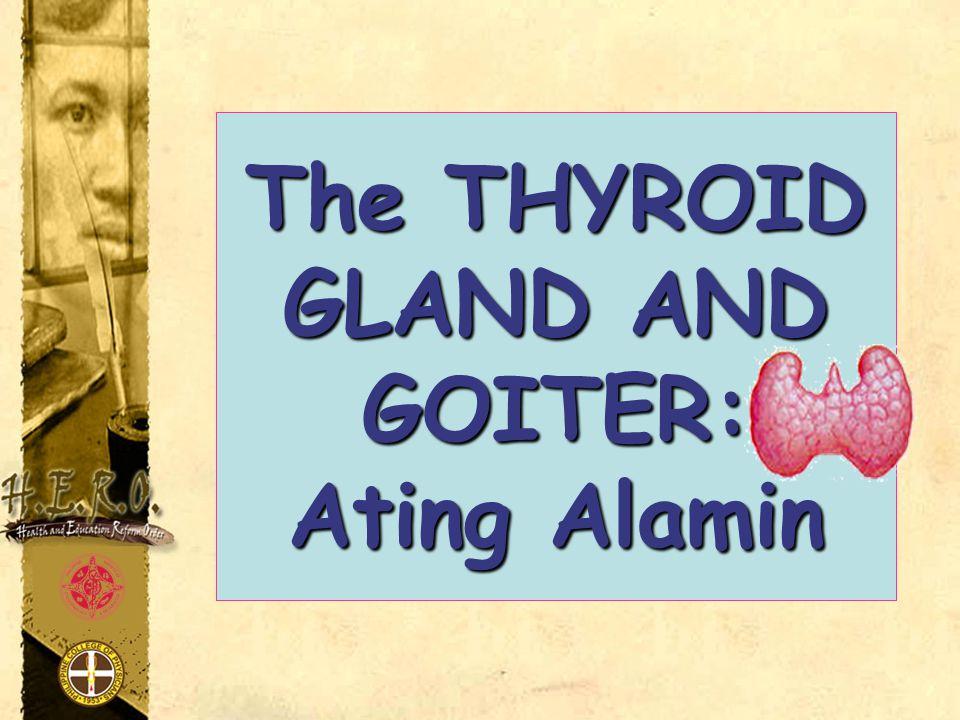 diseases thyroid in hindi