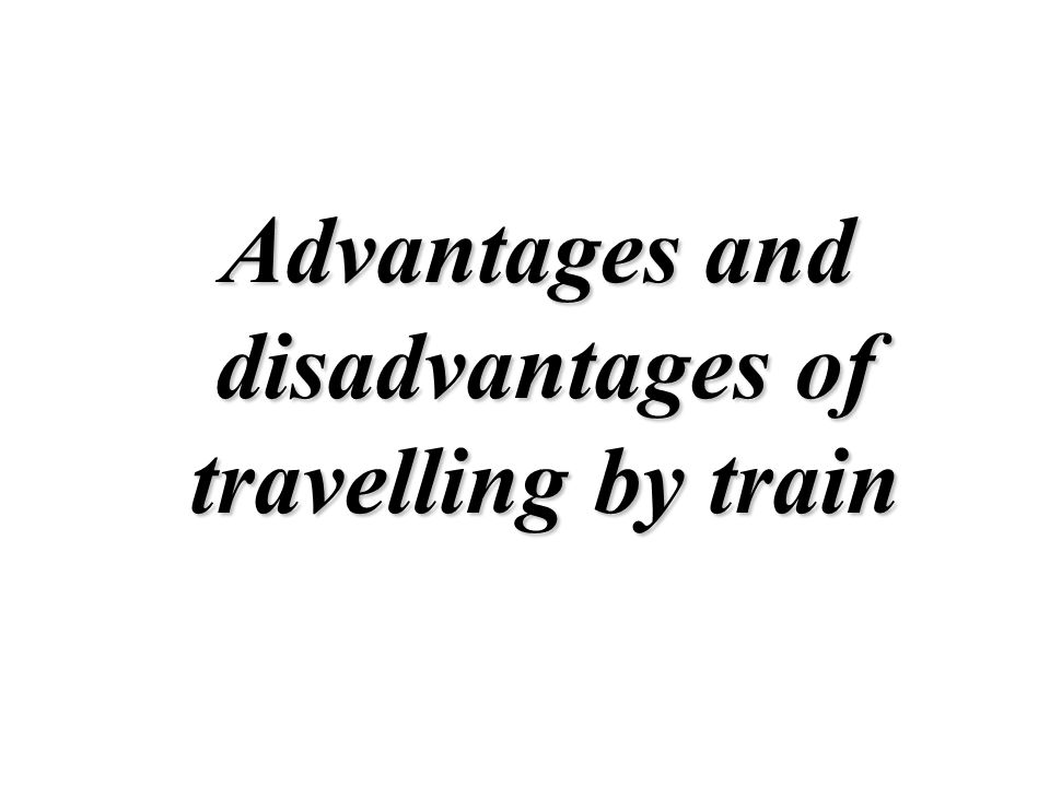 advantages and disadvantages of travelling essay Keywords: issues for tourism, tourism disadvantages, tourism advantages introduction according to the world tourism organization tourists are the people who travel to and stay in places outside their usual environment for not more than one successive year for leisure, business and other purposes not.