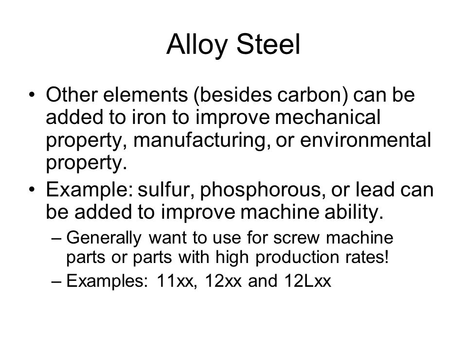 Chapter 14 Carbon And Alloy Steels Ppt Video Online Download