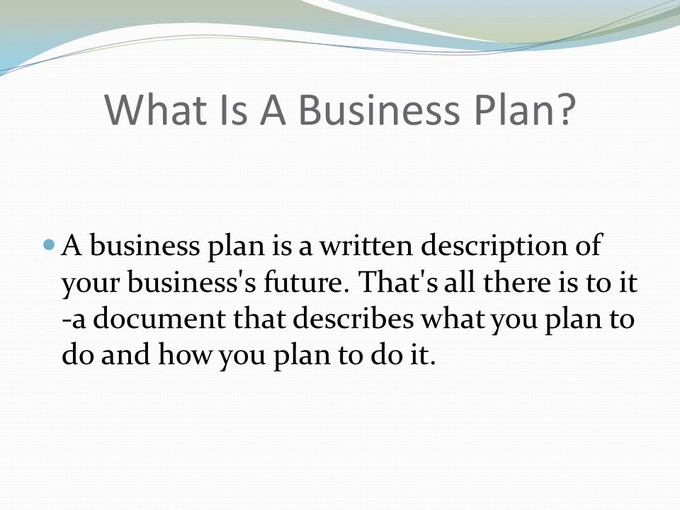 Entrepreneurship business plan powerpoint for a catering