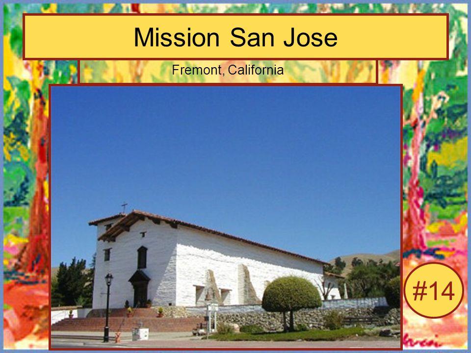 Mission San Jose Fremont, California #14