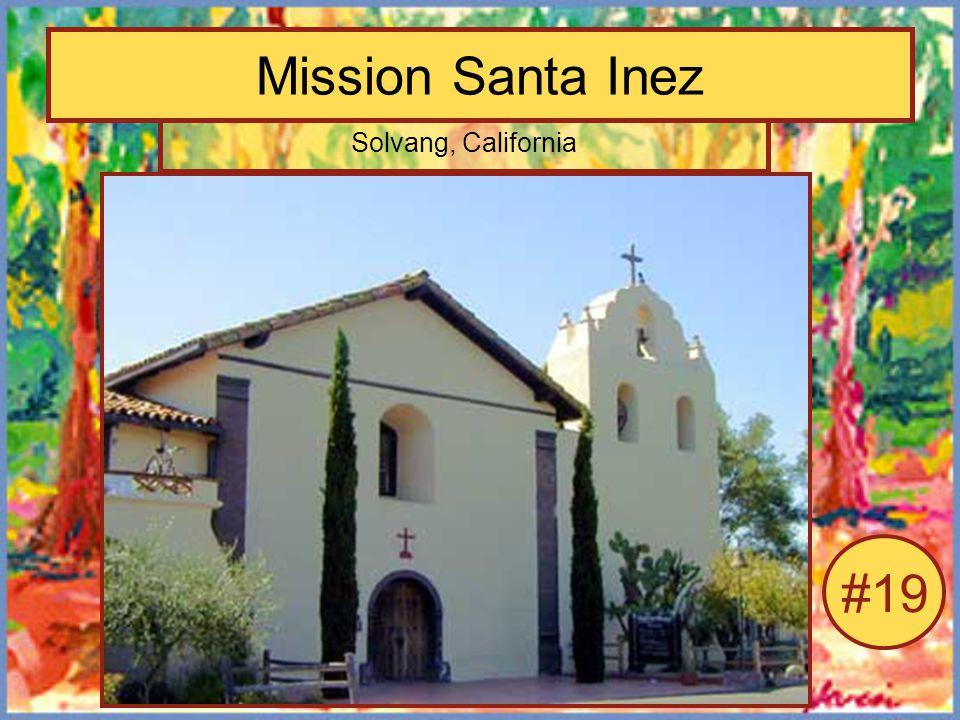 Mission Santa Inez Solvang, California #19
