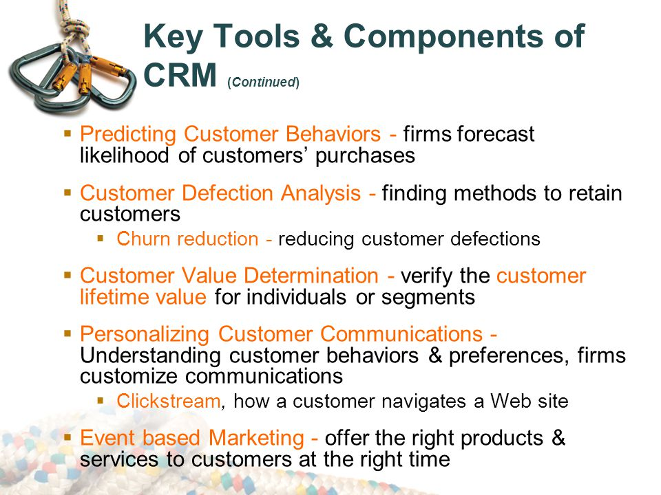 web services key components of a relationship