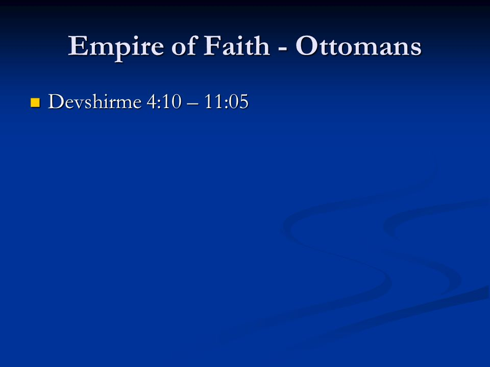 Living In The Ottoman Empire Ppt Download