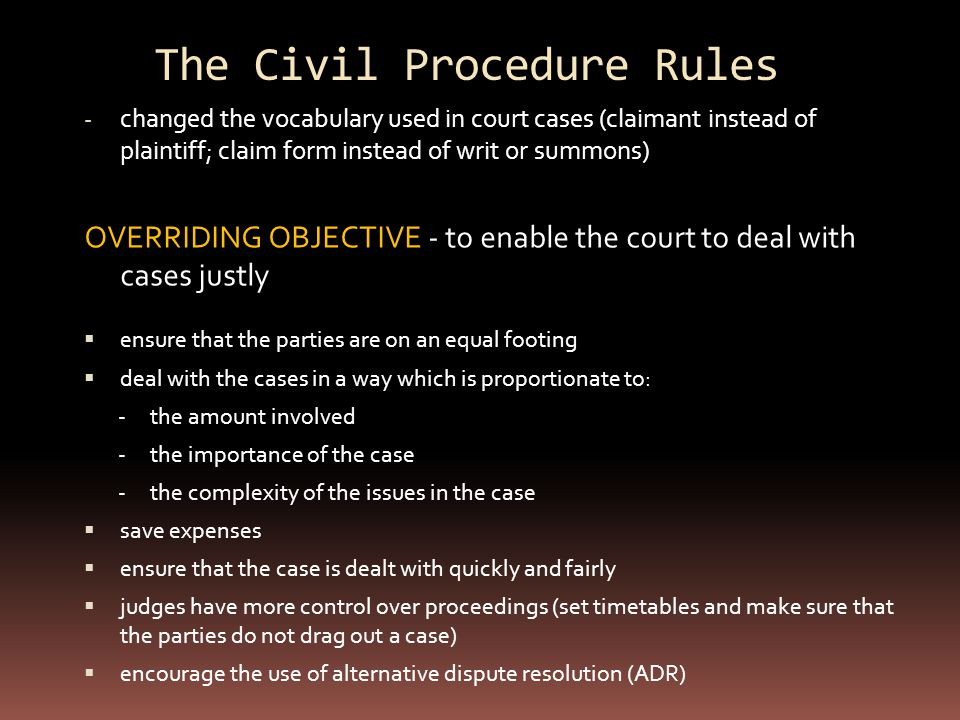 Civil law vs Criminal law ppt download – Civil Summons Form