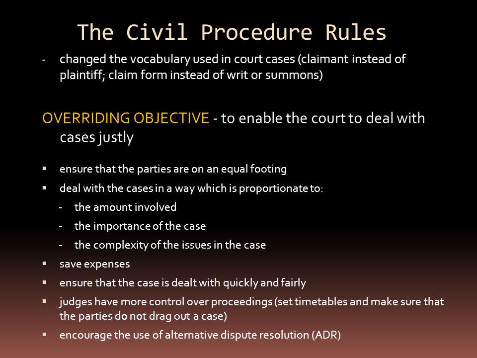 Civil law vs Criminal law ppt download – Civil Summons Form