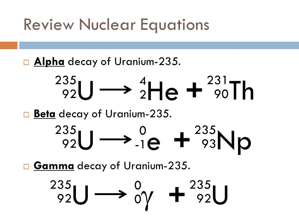 What balanced equation represents nuclear fusion?