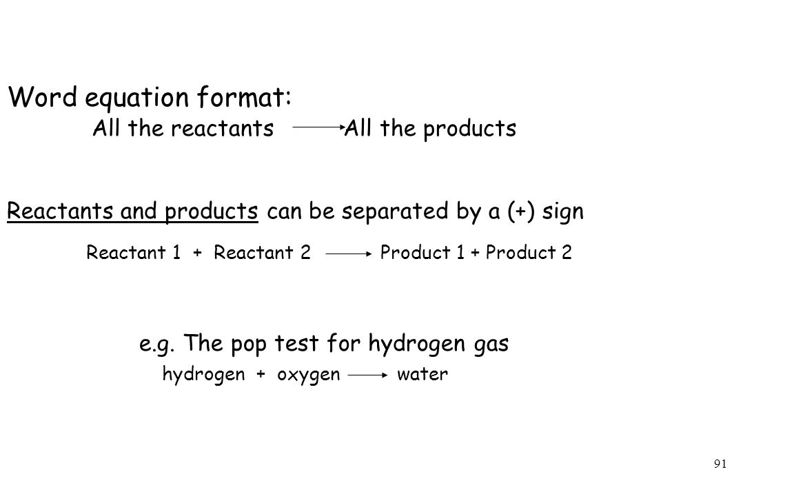 Word equations worksheet chemistry if8766 answers