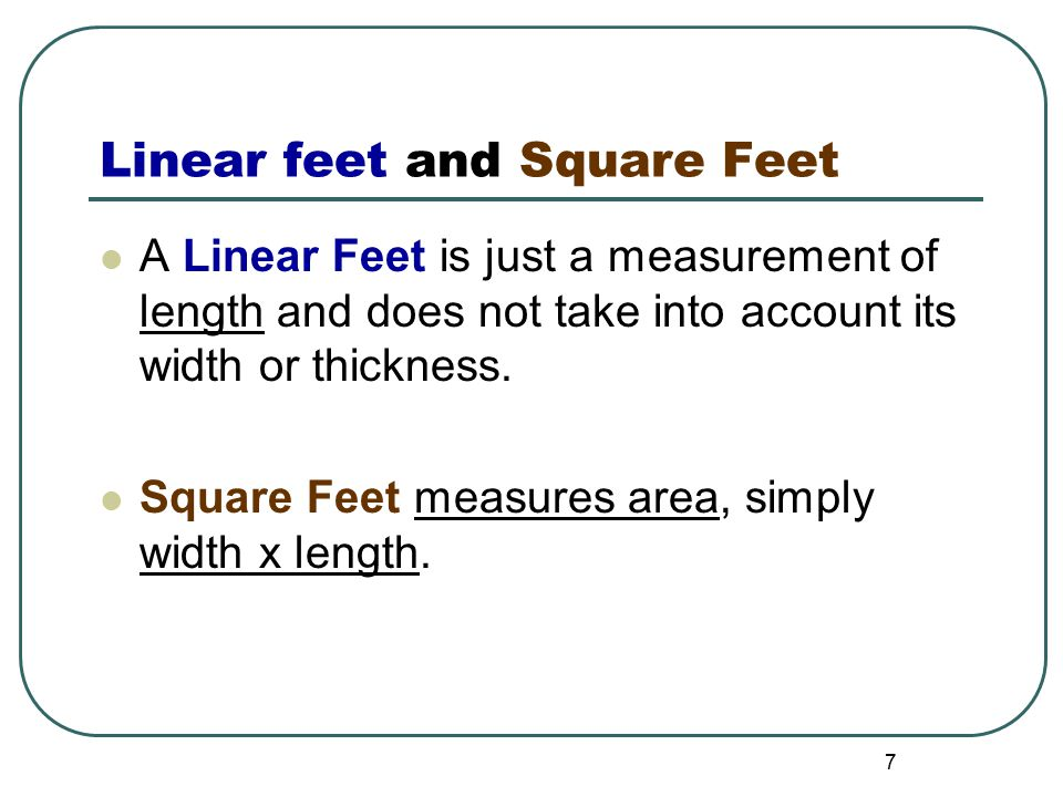 How To Measure Square Footage How To Measure Square