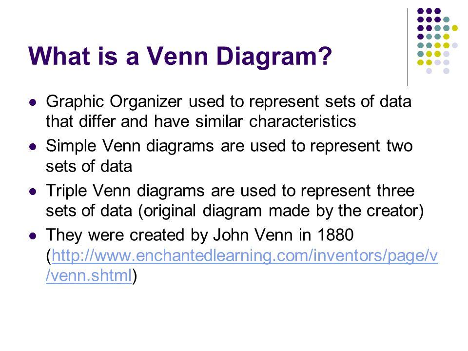 Triple Venn Diagram Graphic Organizer Kenindlecomfortzone