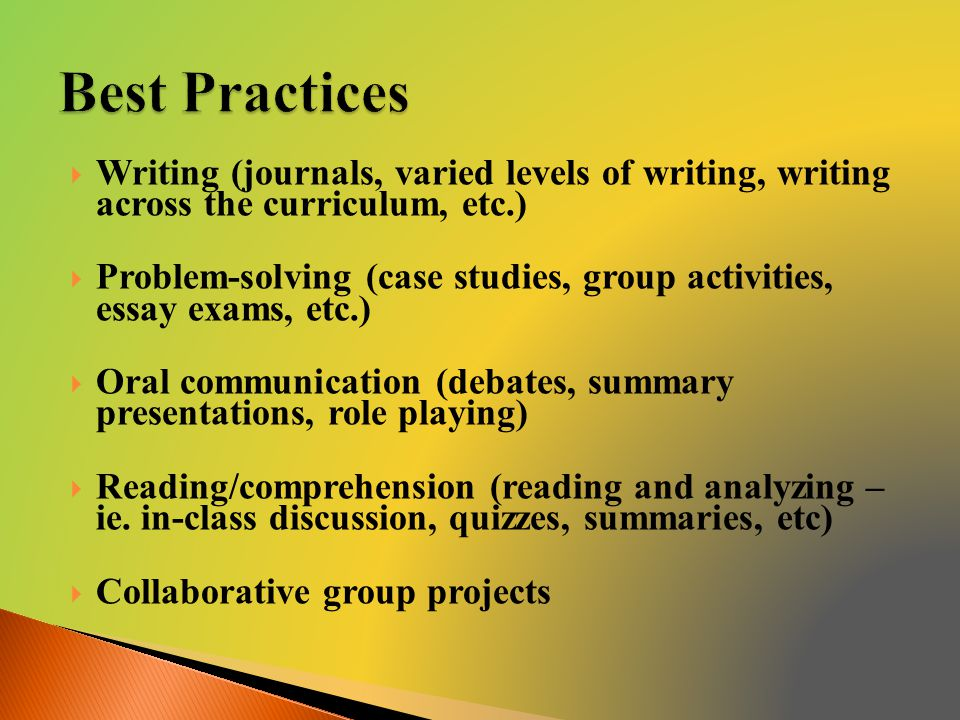 Who published writing and reading across the curriculum lesson