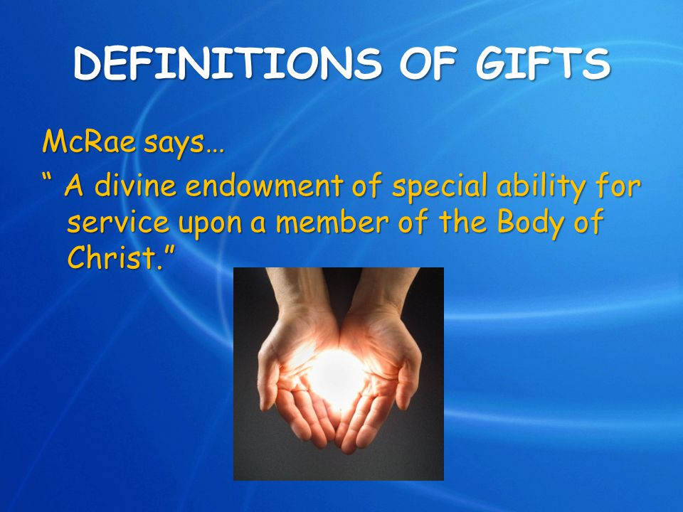 how to strengthen your spiritual gift pdf