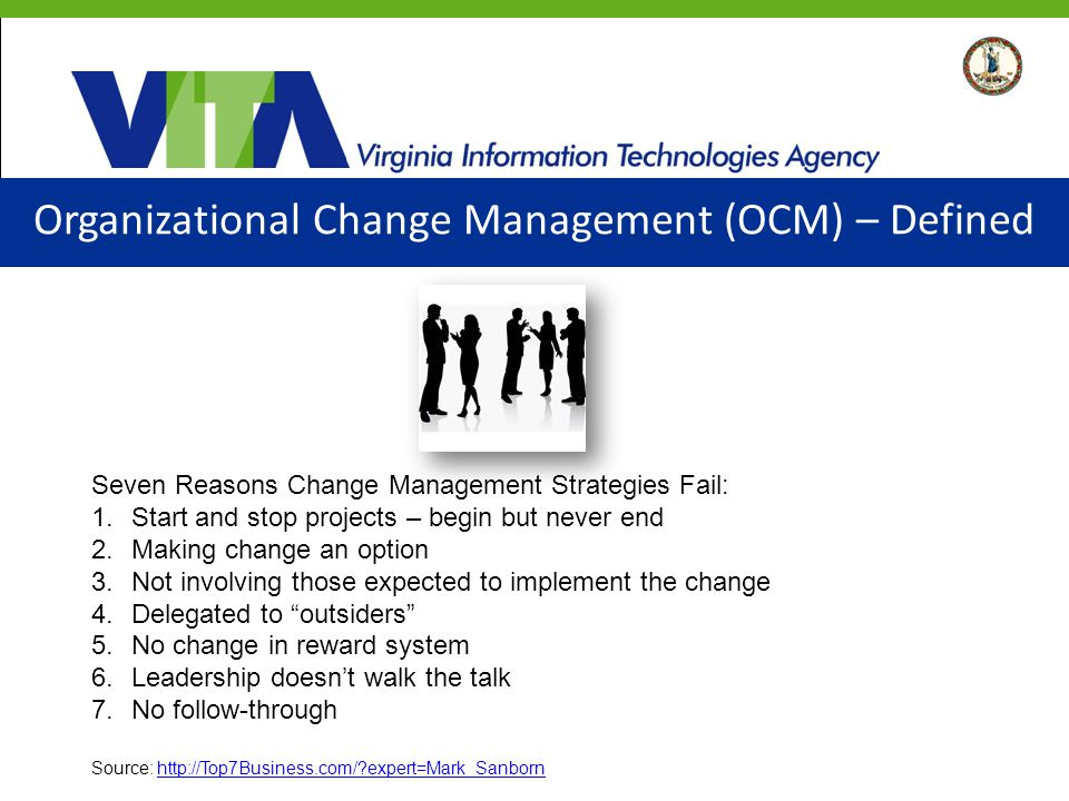 What Are the Causes of Change in an Organization?