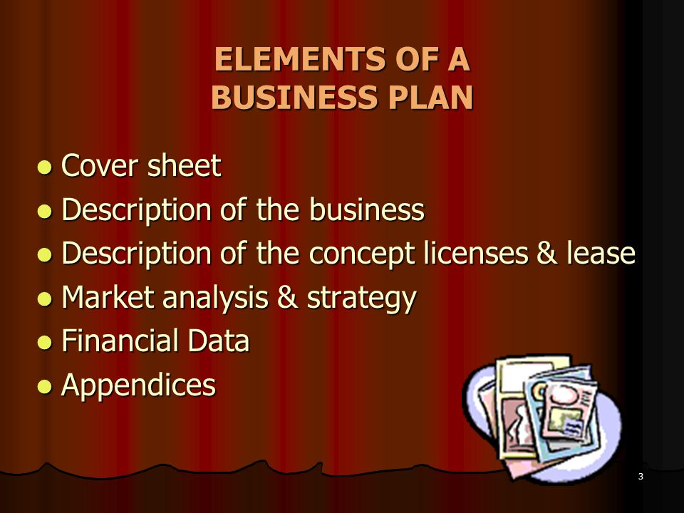 The Concept Of A Business Plan