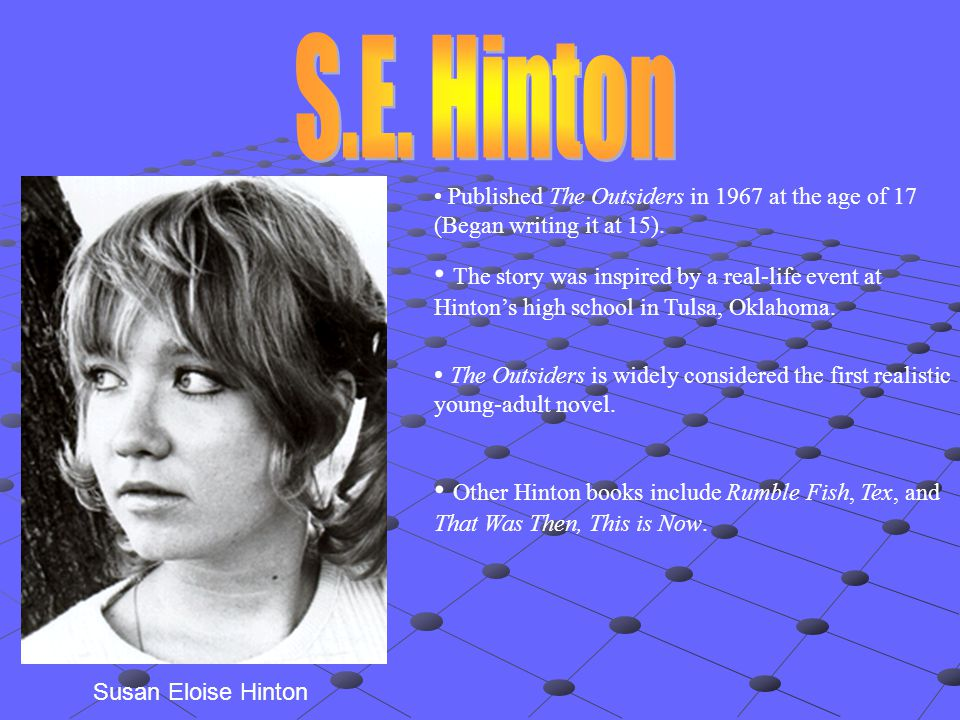 themes of the outsiders by se hinton the outsiders by s e hinton ppt video online download. Black Bedroom Furniture Sets. Home Design Ideas