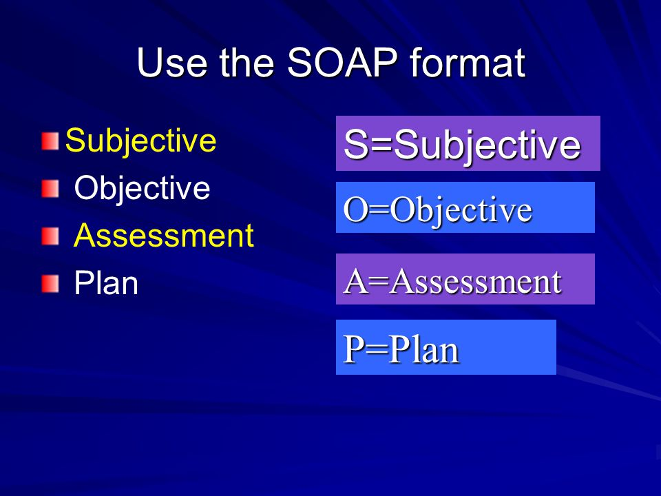 Progress Note (Soap Notes) - Ppt Video Online Download