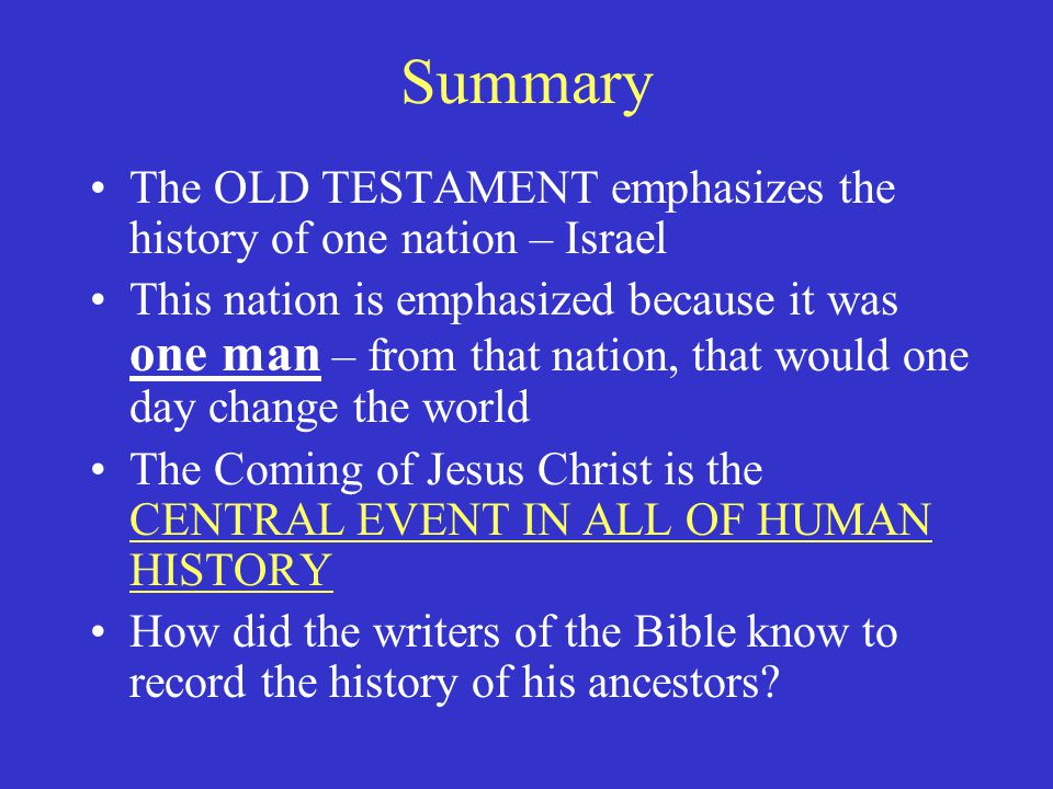 """the history of christianity and jesus christ as its central element The vision of our church is to glorify our god and savior, jesus christ, to make true disciples throughout all the nations by means of missionary activity and support (disciples of christ)"""" was ultimately born, stressing a bible-centered, straightforward expression of faith, with communion as a central element of worship each."""