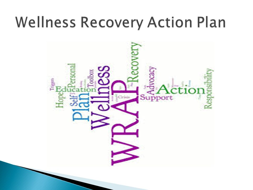 Worksheet #638479: Wellness Recovery Action Plan ...