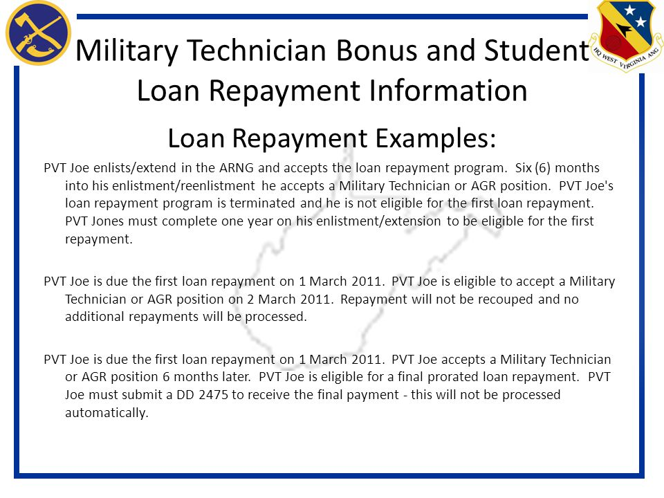 Welcome to your In briefing as a Temporary Federal Excepted Service Technician. (Be sure to ...
