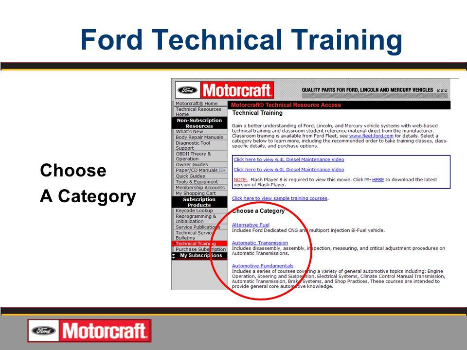 motorcraft service owners manual choice image
