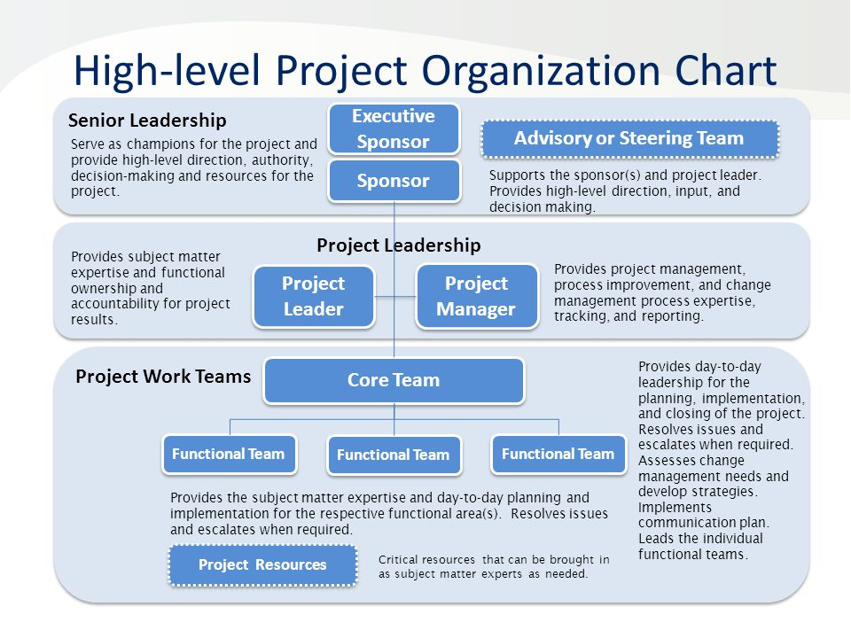 Project Organization Chart Roles Responsibilities Matrix ppt – Roles and Responsibilities Chart
