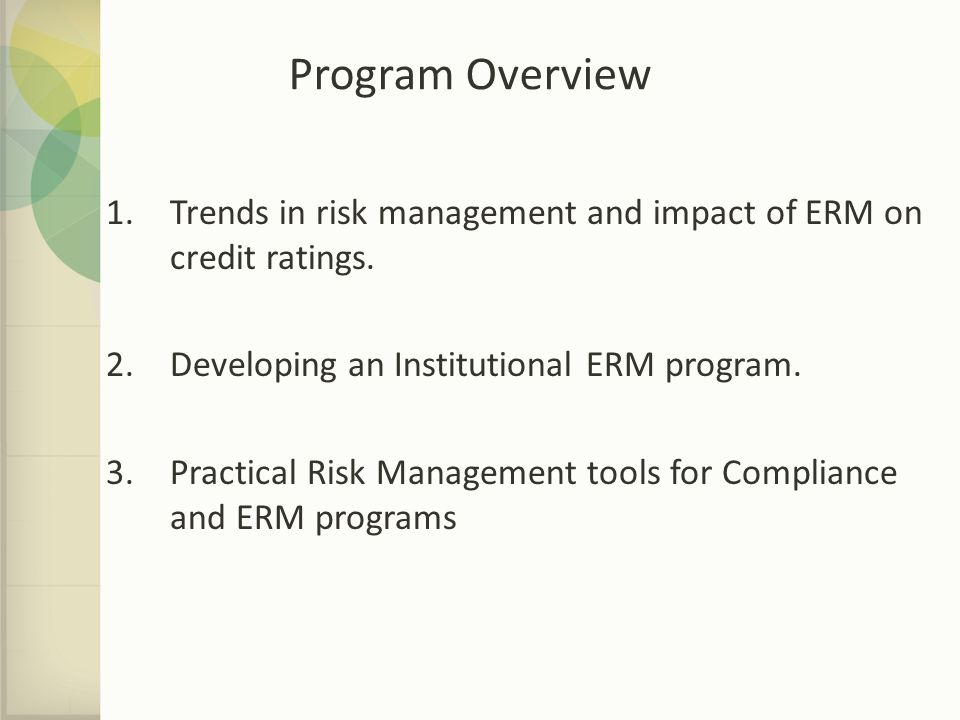 impact of credit risk management on profitability Credit risk management up in the credit crunch have underlined is the major impact of credit risk credit risk management on the wellbeing and profitability.