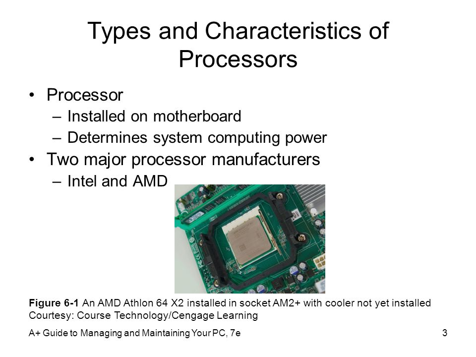 types of processors Intel launched four processors for servers under the xeon 5300 brand, and another processor under the core 2 extreme series for high performance computing.