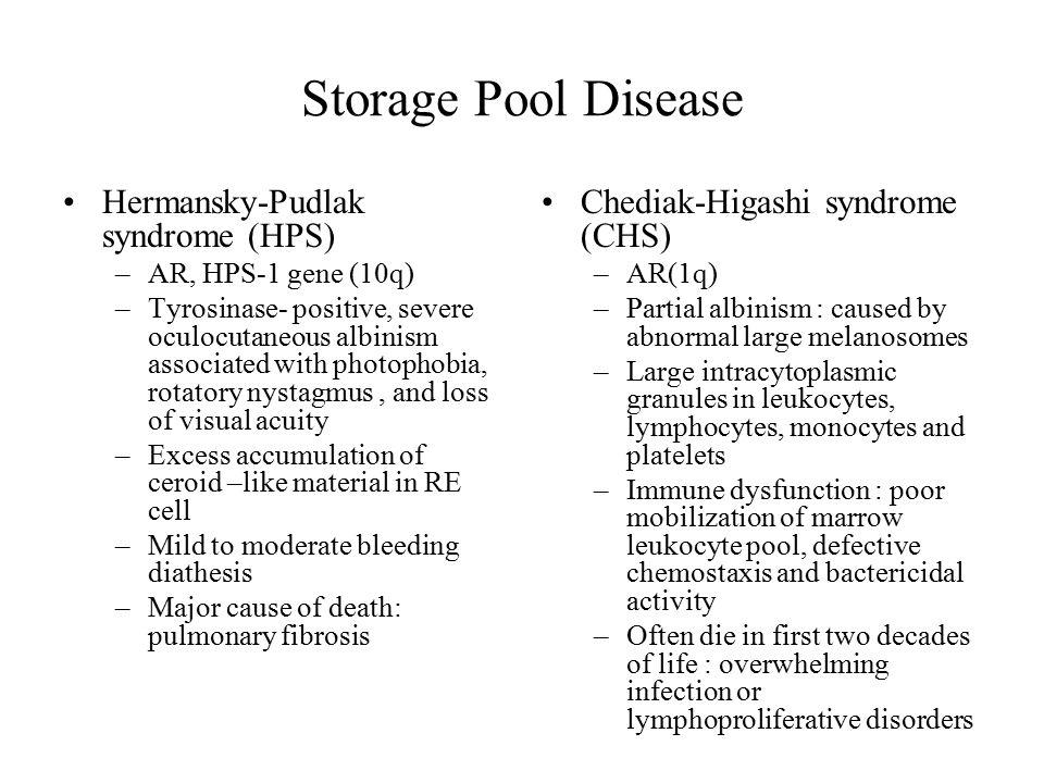19 Storage Pool Disease