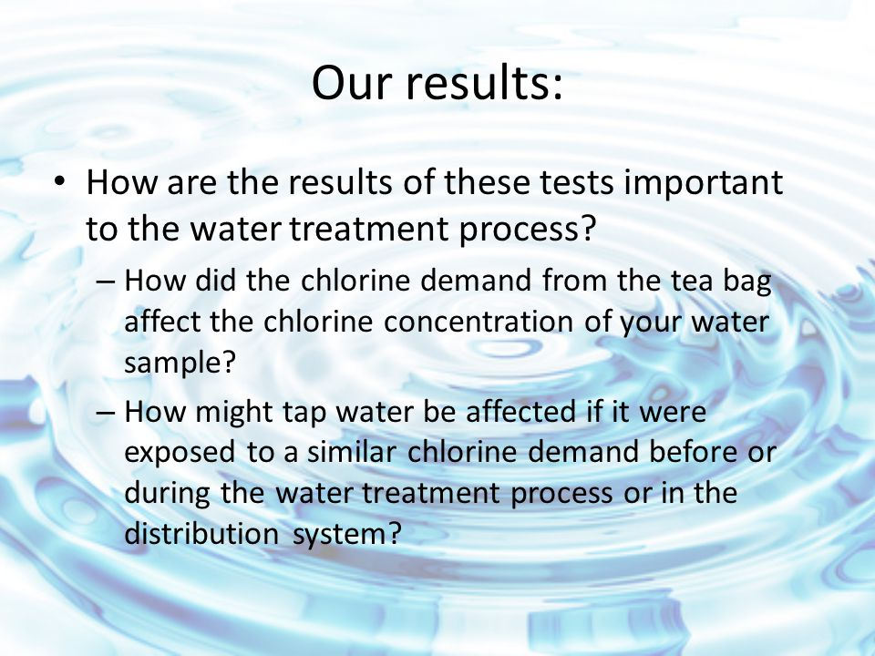 demand and treatment of water How does the reverse osmosis tank-less on demand water treatment system work by squeezing ordinary tap water (using your house water pressure) against a special membrane, pure water molecules are separated from impurities.