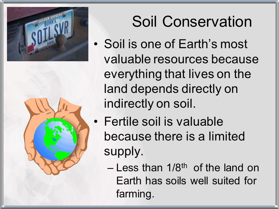 Rocks weathering and soil information ppt video online for Land and soil resources definition