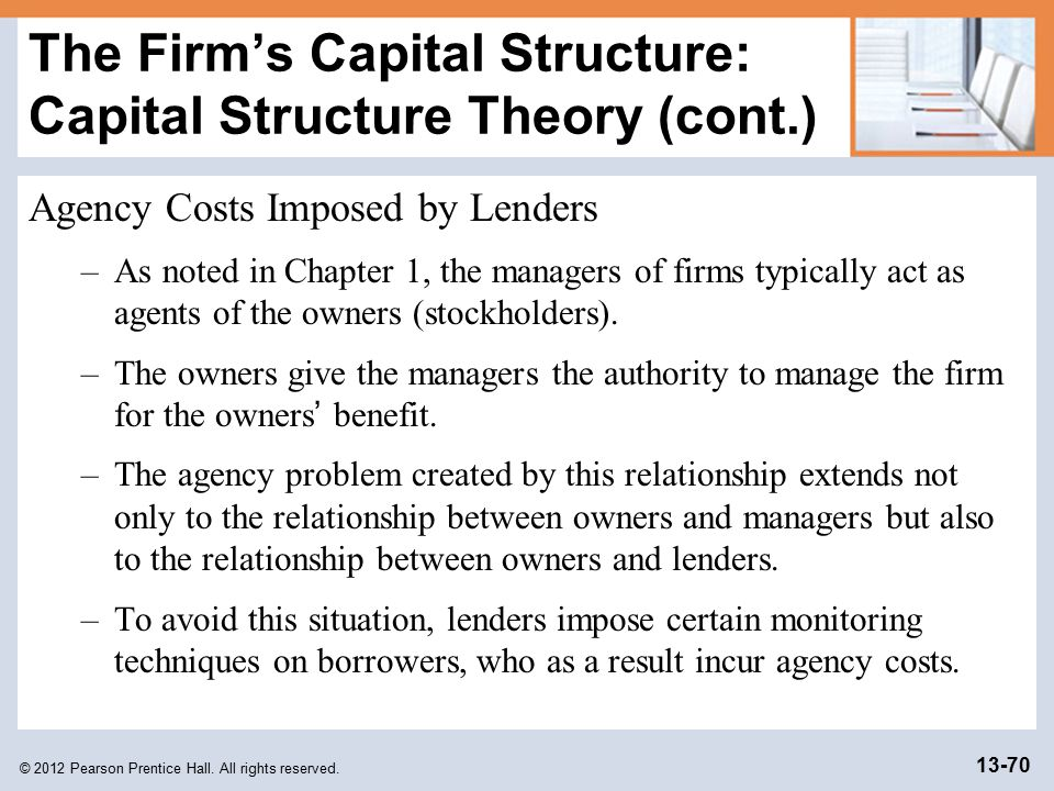 analyse the development of capital structuring theory Our research intends to identify the pecking order theory implementation further analysis of external sources used by the firms theory [1, p 43] haas et al examined in their paper the relationship between the banking system development and the companies' capital structure targets in bulgaria, the czech republic.