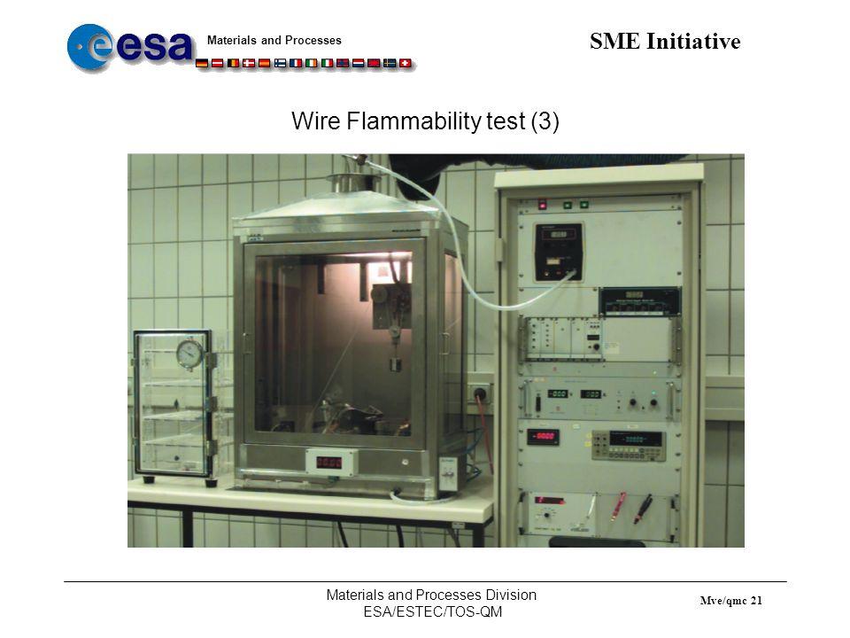 Wire Flammability test (3)