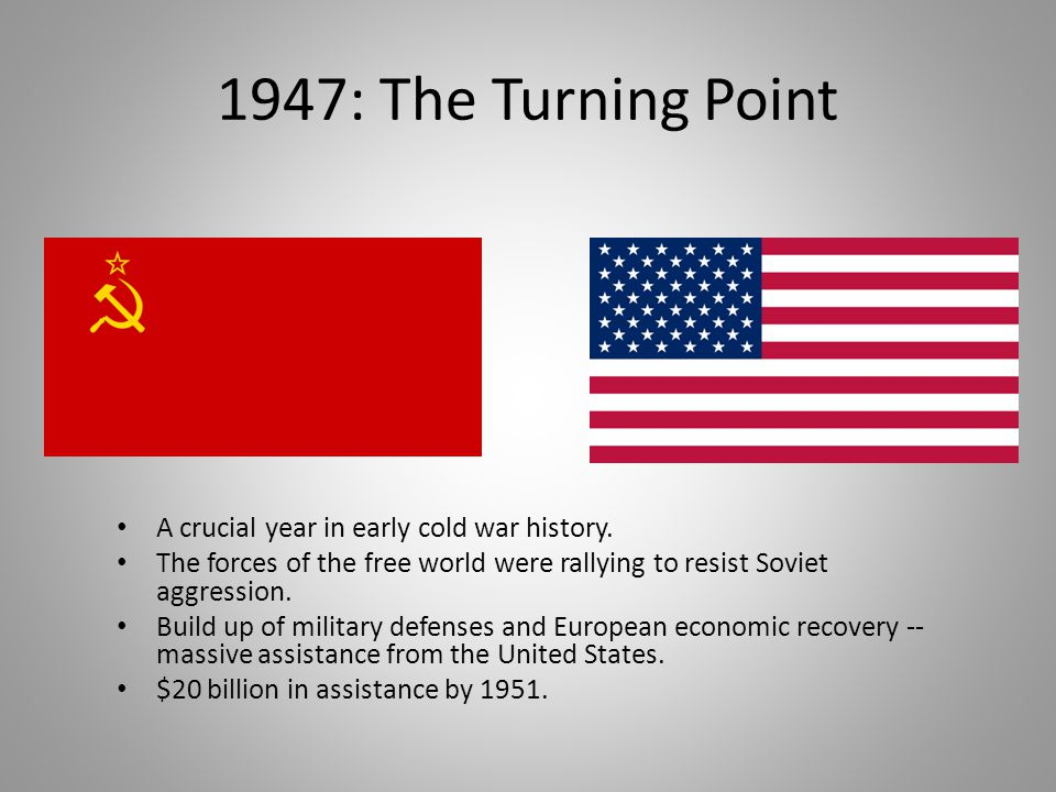 Turning point in history