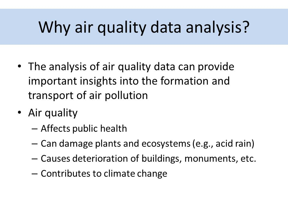 an analysis of the problem of air pollution To solve the problem of air pollution, it's necessary to understand the issues and look for ways to counter it air pollution statistics in the united states, the environmental protection agency (epa) collects air pollution statistics it's important to study these statistics because they show how polluted the air has become in various places.