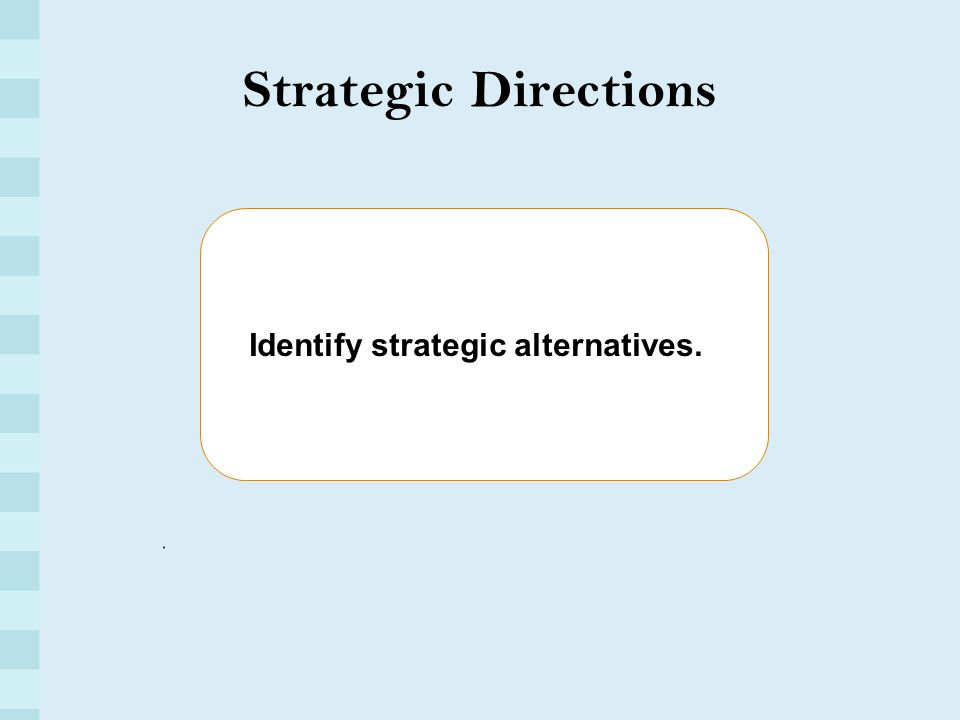strategic planning for competitive advantage Concerns regarding strategic flexibility arose from companies' need to survive excess capacity and flagging sales in the face of previously unforeseen competitive.
