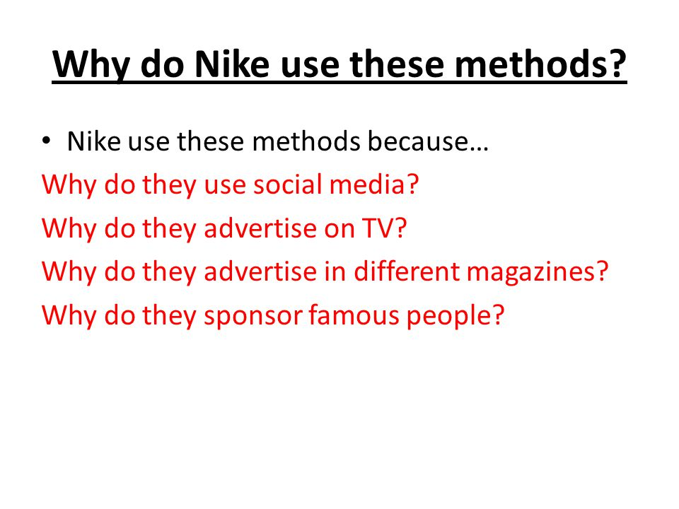 nike marketing communication mix Running head: social media strategic plan for under armour 1 social media strategic plan for under armour ashley leers a senior thesis submitted in partial fulfillment become a new component of the integrated marketing communications (imc) mix and it.