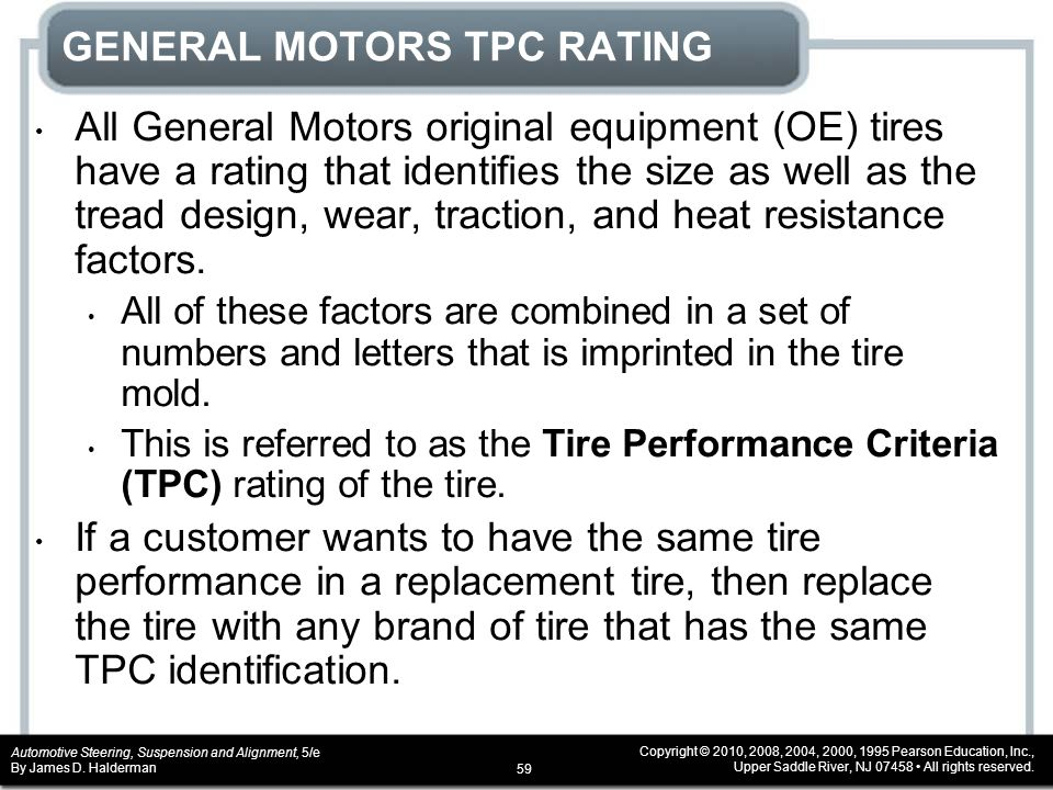 Chapter 3 tires and wheels ppt download for General motors customer service number