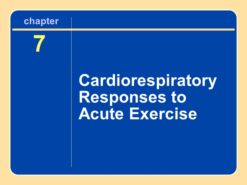 acute responses to excercise Overview of the inflammatory response  they can come about as a result of  acute inflammation, and they usually involve autoimmune responses great  answer.
