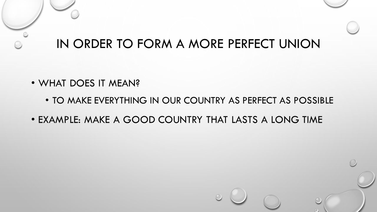 The Preamble to the United States Constitution - ppt video online ...