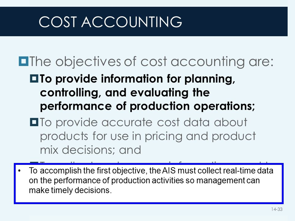 Standard Costing: Meaning and Objectives | Cost Accounting
