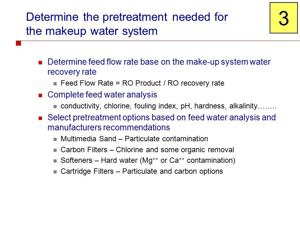 Water Purification System For A Laboratory Facility Ppt