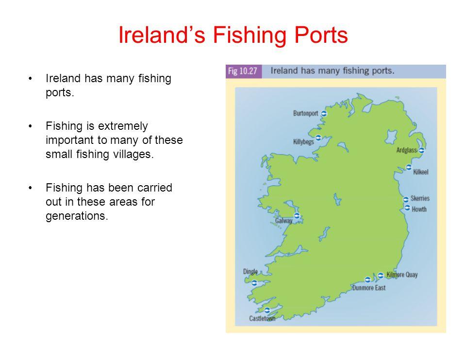 Ireland's Fishing Ports