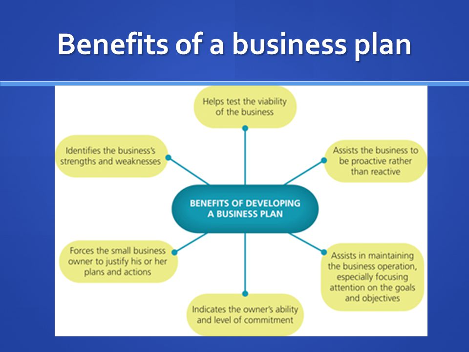 business organizing benefits