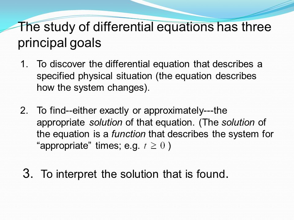 Write a situation equation solution