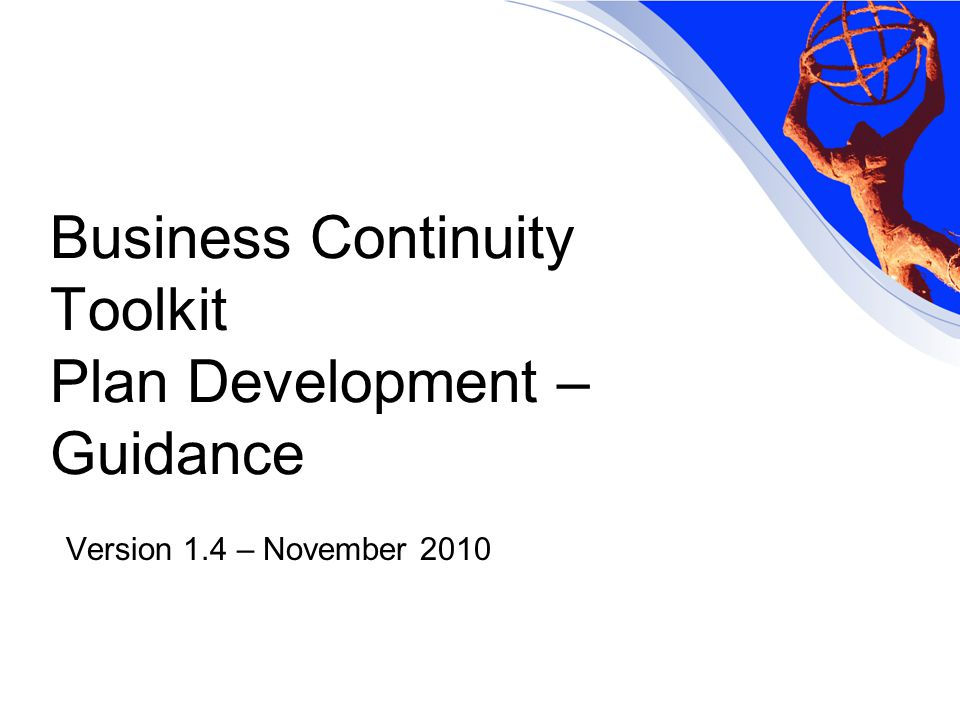 Business plan guidance notes