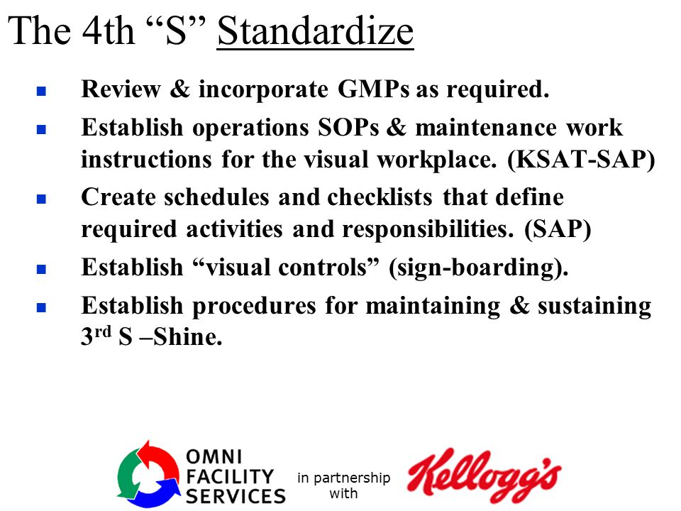 identify and implement whs procedures and work instructions