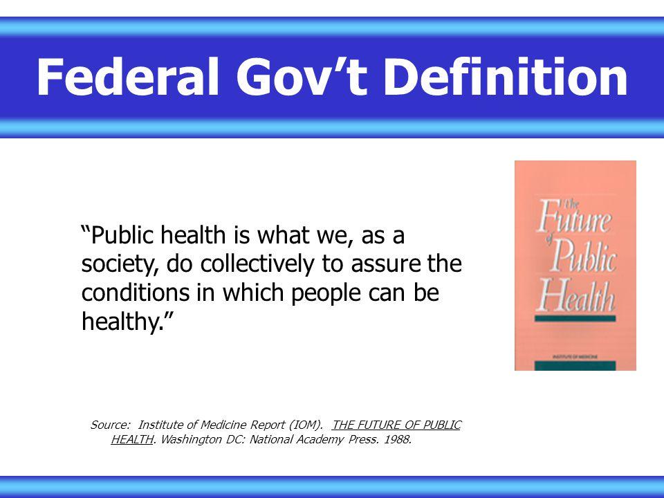 definition of public institution pdf